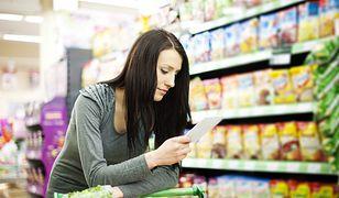 Sprawdź, co powinno znaleźć się na etykietach produktów spożywczych