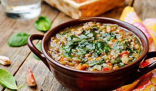 Gęste i rozgrzewające zupy na jesień