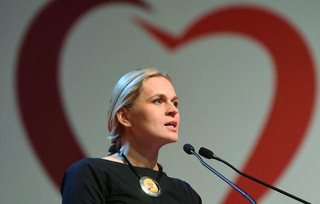 Konwencja Zjednoczonej Lewicy w Łodzi. Liderką koalicji jest Barbara Nowacka