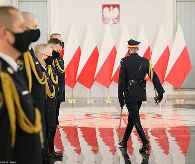 Sejm: strażnik postrzelił się w nogę. Nowe informacje ze śledztwa