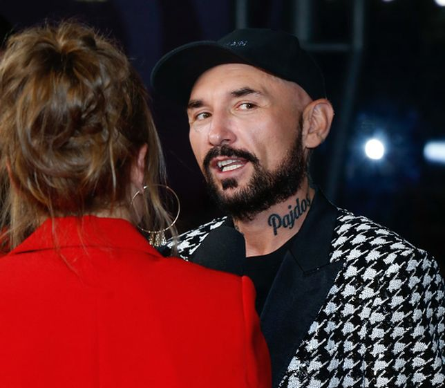 """Patryk Vega wydał oświadczenie w sprawie swojego nowego filmu - """"Bad boy"""""""