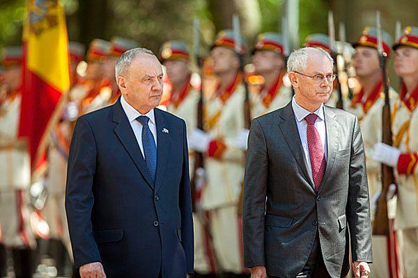 Mołdawia podpisze umowę stowarzyszeniową z UE 27 czerwca