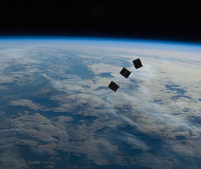 Miniaturowe satelity nad Ziemią