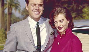 Robert Wagner i Natalie Wood w 1960 r. Rok później aktorka miała przyłapać męża na zdradzie z lokajem