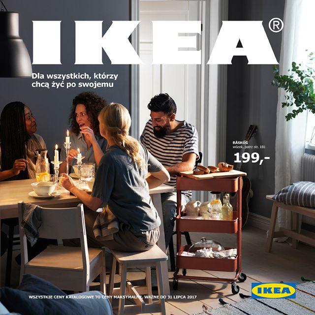 Nowości w katalogu IKEA 2017
