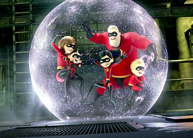 Iniemamocni 2 (The Incredibles 2)