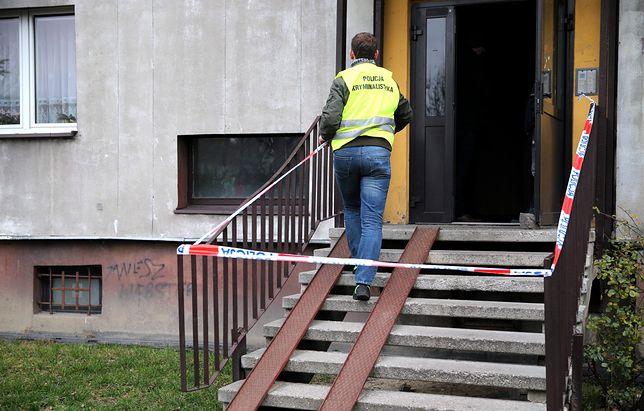Brutalne zabójstwo rencisty. Dwaj mężczyźni skazani na dożywocie