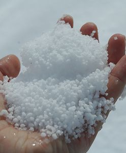 Pomorze: na ulicach zrobiło się biało. Śnieg we wrześniu?