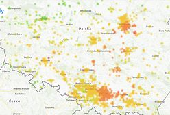 Smog na południu i w centrum kraju. Najgorzej w Warszawie