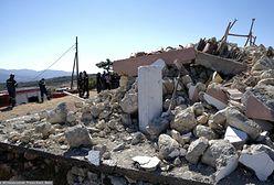 Kreta. Trzęsienie ziemi. Możliwe kolejne wstrząsy wtórne