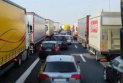 Śląskie. Koszmar drogowy, korki na autostradzie A4 oraz DK 86