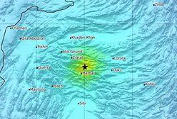Trzęsienie ziemi w Pakistanie. Wiele ofiar śmiertelnych