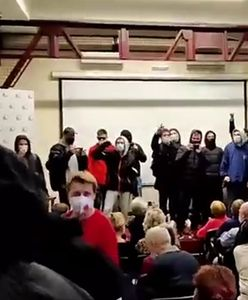 Przerwany seans polskiego filmu w Moskwie. Atak podczas pokazu