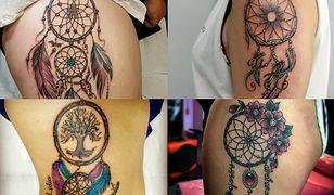 Tatuaż pióro, tatuaż dmuchawiec, tatuaż ptaki - zwiewne motywy tatuaży