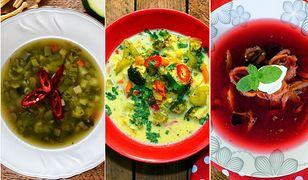 Dietetyczne zupy - z czego je przygotować?
