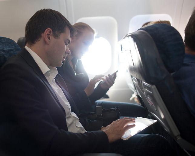 Samolotowe wi-fi w Europie coraz bardziej dostępne