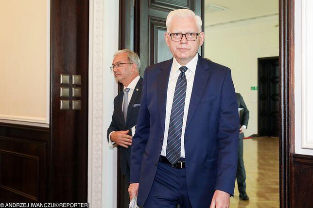 Andrzej Stanisławek po posiedzeniu rządu