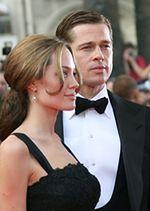 Brad Pitt i Angelina Jolie hojni na święta