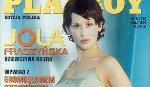 Tych okładek Playboya nie pamiętacie. Rozbierały się m.in. Urszula, Lipnicka, Wojciechowska