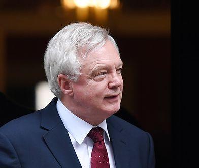 David Davis zaprezentował stanowisko brytyjskiego rządu dotyczące dalszych negocjacji