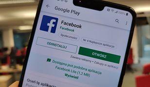 Messenger i Facebook - problemy z działaniem