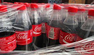 Coca-Cola nie chce póki co rezygnować z plastikowych butelek