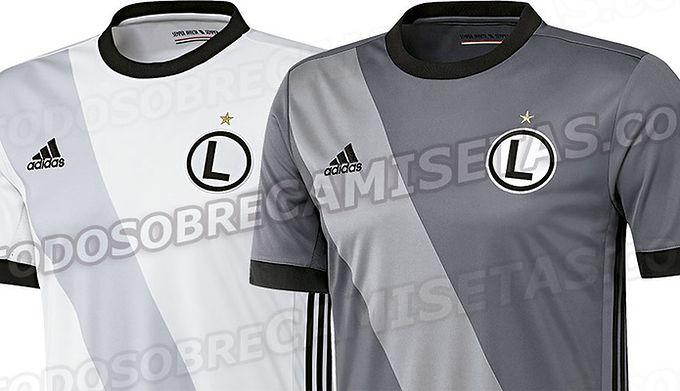 483d903ed Tak będą wyglądać nowe koszulki Legii? - WP SportoweFakty