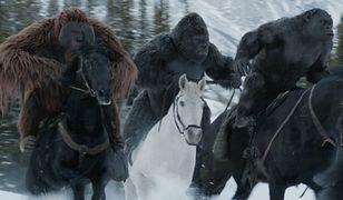 Nadchodzi kontynuacja niedocenionego przeboju. ''Wojna o planetę małp'' na nowym zwiastunie [WIDEO]