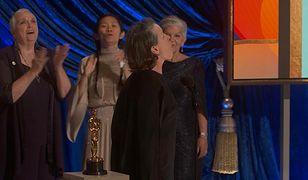 Frances McDormand zawyła jak wilk, odbierając Oscara