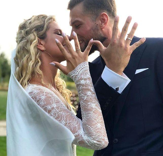 O ślubie Zosi Zborowskiej i Andrzeja Wrony będzie mówiło się jeszcze długo