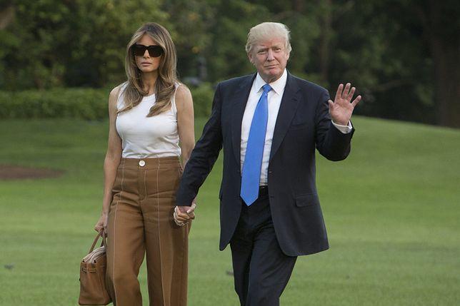 Czy Melania Trump też przyleci do Polski? Znamy odpowiedź