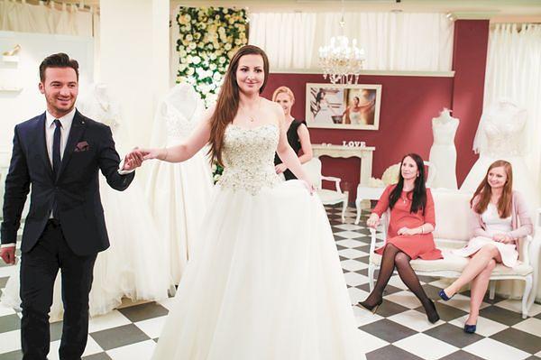 """""""Salon Sukien Ślubnych"""": Stefano Terrazzino w obliczu dużego wyzwania. Zobacz zwiastun 3. odcinka!"""