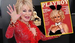 """75-latka chce znowu na okładkę """"Playboya"""". """"Cycki mam te same"""""""