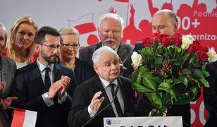 Wybory parlamentarne 2019. Z ostatniego sondażu partyjnego wynika, że na PiS chce zagłosować 44,5 proc. Polaków