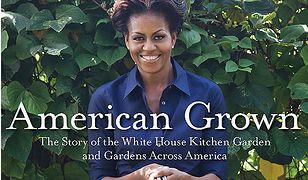 Okładka książki Michelle Obamy
