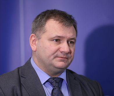Waldemar Żurek pozwał prezes krakowskiego sądu o mobbing