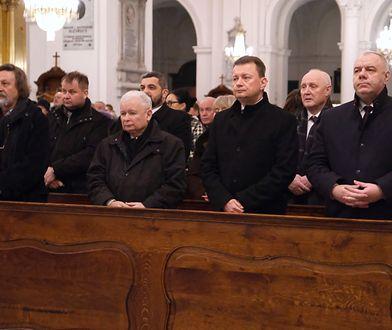 7. rocznica śmierci Jadwigi Kaczyńskiej