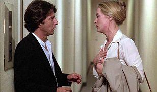 """Dustin Hoffman i Meryl Streep w filmie """"Sprawa Kramerów"""""""