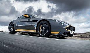Tylko jeden samochód zalicza nowe testy czystości spalin - Aston Martin Vantage