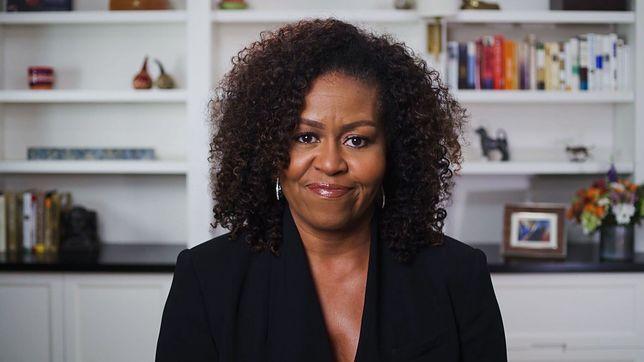 Michelle Obama chce poruszać ważne tematy