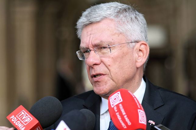 Stanisław Karczewski uważa, że zawieszenie Krajowej Rady Sadownictwa jest decyzją polityczną