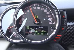 Mini Cooper SD 5d 2.0 170 KM (AT) - pomiar spalania