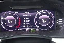Skoda Kamiq 1.0 TSI 115 KM (AT) - pomiar zużycia paliwa