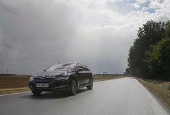 Test nowej hybrydy Škoda:  Superb iV