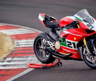 Ducati Panigale V2 w limitowanej wersji poświęconej sukcesowi Troya Baylissa
