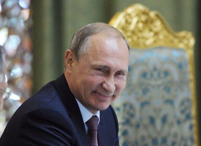 Putin - tym razem prawdziwy - zadzwonił do Eltona Johna