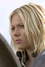 Scarlett Johansson wcale nie taka zmysłowa