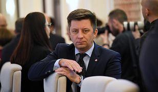 Michał Dworczyk o Marianie Banasiu. Mówi o zmianie Konstytucji