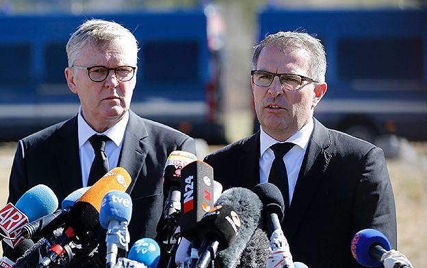 Katastrofa airbusa Germanwings. Szef Lufthansy na miejscu: wyjaśnienie zabierze dużo czasu