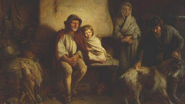 Galicja była jednym z najbardziej zacofanych miejsc w Europie. Polacy żyli w niewyobrażalnej nędzy